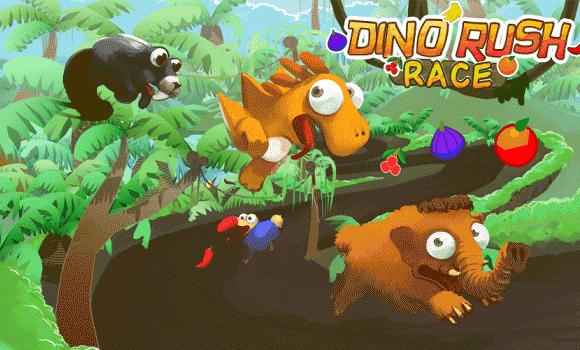 Dino Rush Race 1 - 1