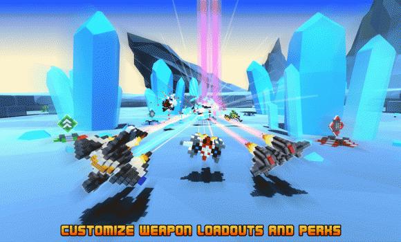 Hovercraft: Battle Arena 4 - 4