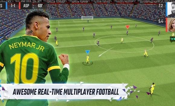 Match MVP Neymar JR 1 - 1