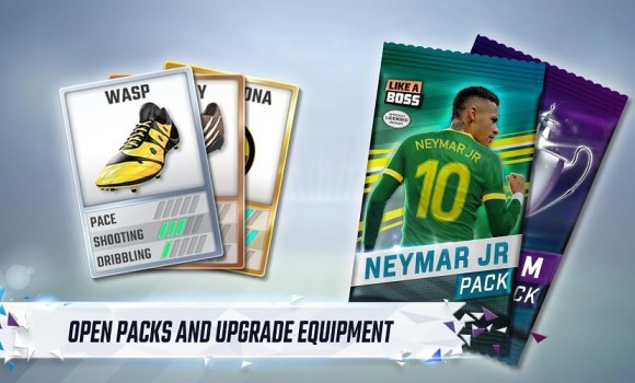 Match MVP Neymar JR 4 - 4