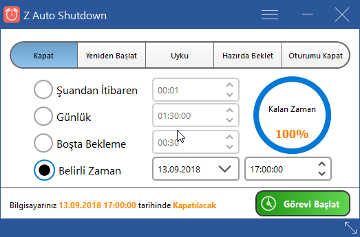 Z Auto Shutdown 2 - 2