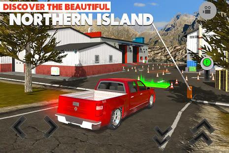 Driving Island: Delivery Quest Ekran Görüntüleri - 3