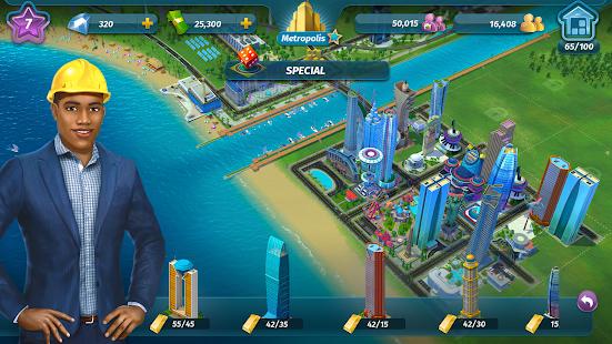 My City: Entertainment Tycoon Ekran Görüntüleri - 1