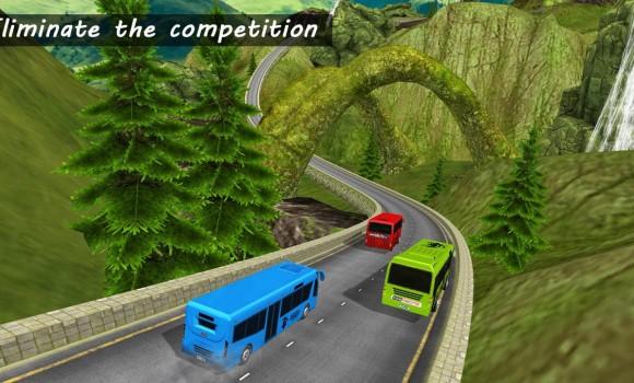Bus Racing Ekran Görüntüleri - 2