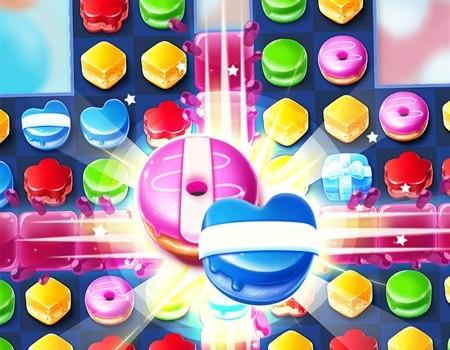 Cake Match 3 Mania Ekran Görüntüleri - 1