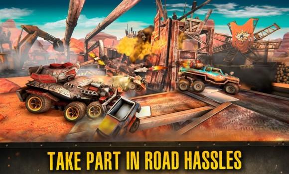 Dead Paradise: The Road Warrior Ekran Görüntüleri - 1