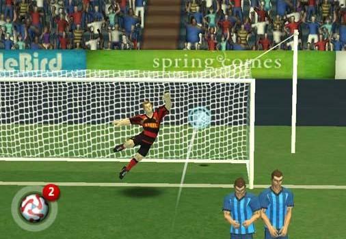 Finger soccer Ekran Görüntüleri - 1