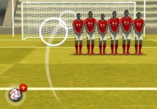 Finger soccer Ekran Görüntüleri - 2