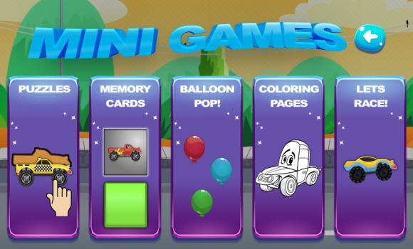 Fun Kids Cars Ekran Görüntüleri - 2