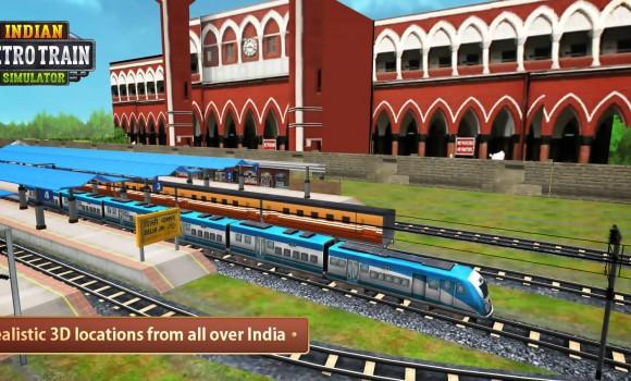 Indian Metro Train Simulator Ekran Görüntüleri - 2