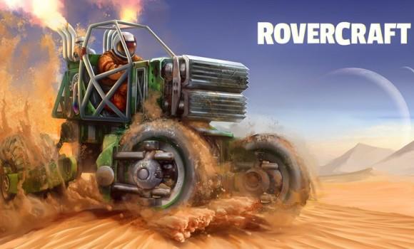RoverCraft Race Your Space Car Ekran Görüntüleri - 3