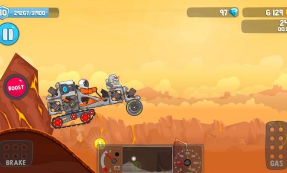 RoverCraft Race Your Space Car Ekran Görüntüleri - 2
