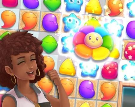 Royal Garden Tales-Match 3 Castle Decoration Ekran Görüntüleri - 3