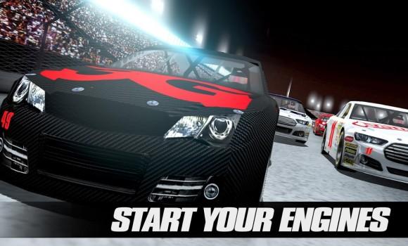 Stock Car Racing Ekran Görüntüleri - 3