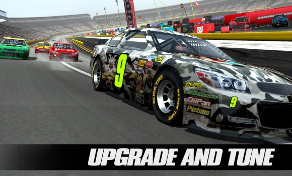 Stock Car Racing Ekran Görüntüleri - 1