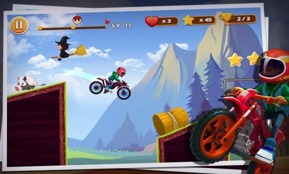 Stunt Moto Racing Ekran Görüntüleri - 1