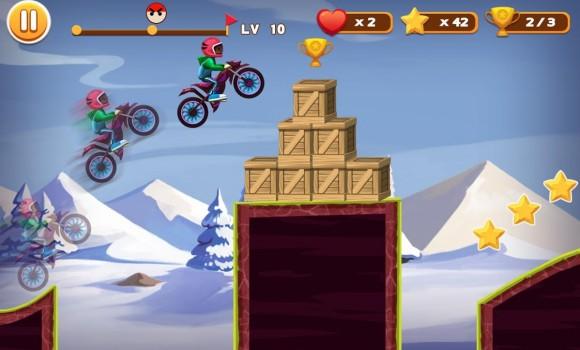 Stunt Moto Racing Ekran Görüntüleri - 2