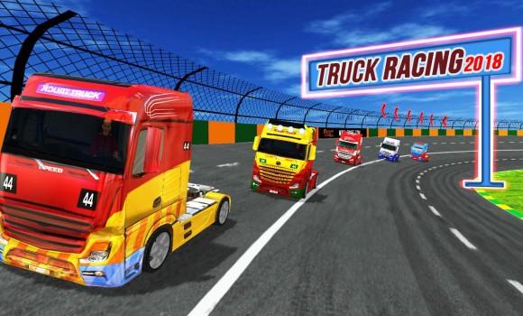 Truck Racing 2018 Ekran Görüntüleri - 1