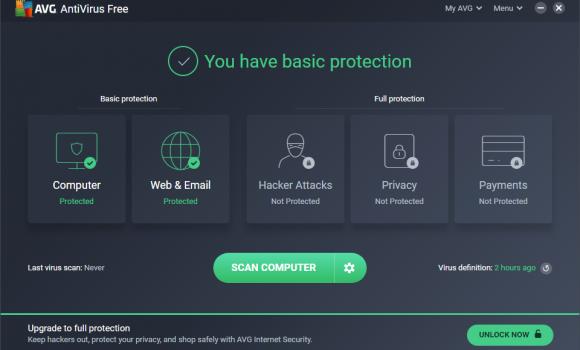 AVG AntiVirus Free Ekran Görüntüleri - 2