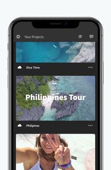 Adobe Premiere Rush Ekran Görüntüleri - 10