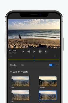 Adobe Premiere Rush Ekran Görüntüleri - 6
