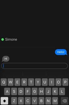Berkanan Messenger Ekran Görüntüleri - 2