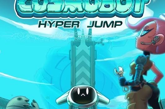 Cosmobot - Hyper Jump Ekran Görüntüleri - 1