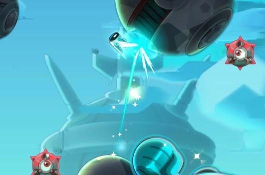 Cosmobot - Hyper Jump Ekran Görüntüleri - 2