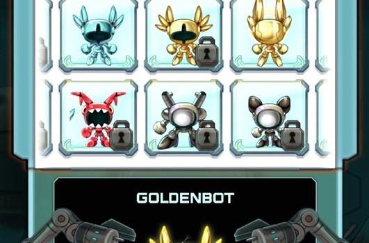 Cosmobot - Hyper Jump Ekran Görüntüleri - 3