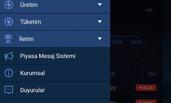 EPİAŞ Mobile Ekran Görüntüleri - 1