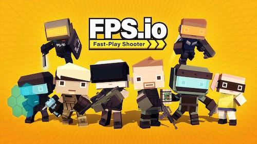 FPS.io Ekran Görüntüleri - 1