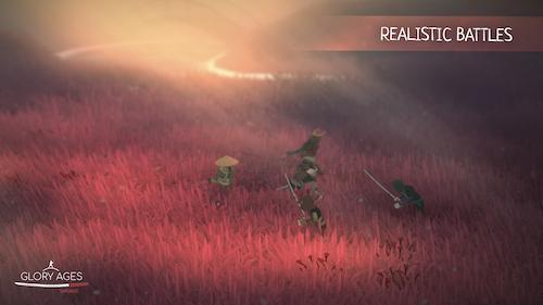 Glory Ages - Samurais Ekran Görüntüleri - 1