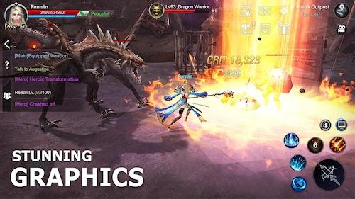 League of Angels:Origins Ekran Görüntüleri - 2