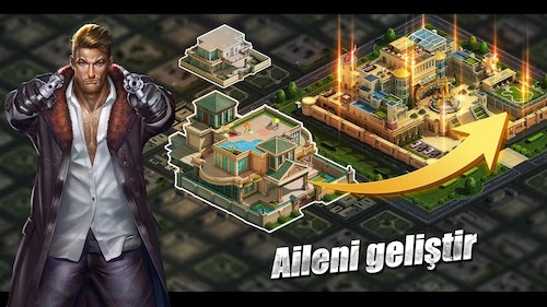 Mafia City Ekran Görüntüleri - 3