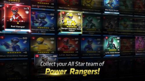 Power Rangers: All Stars Ekran Görüntüleri - 1