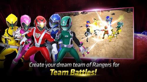 Power Rangers: All Stars Ekran Görüntüleri - 3