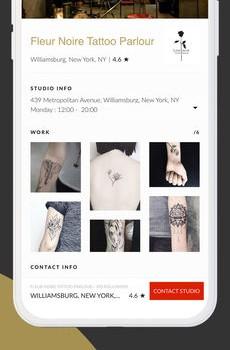 Tattoodo Ekran Görüntüleri - 4