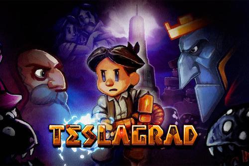 Teslagrad Ekran Görüntüleri - 1
