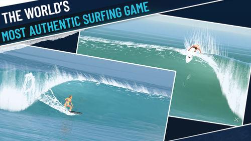True Surf Ekran Görüntüleri - 1
