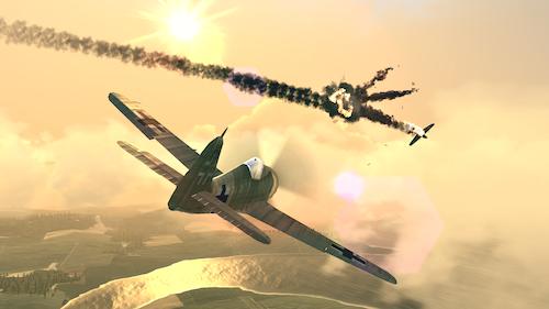 Warplanes: WW2 Dogfight Ekran Görüntüleri - 2