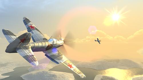 Warplanes: WW2 Dogfight Ekran Görüntüleri - 7