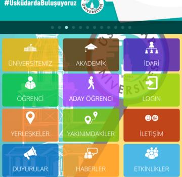 Üsküdar Üniversitesi Ekran Görüntüleri - 1