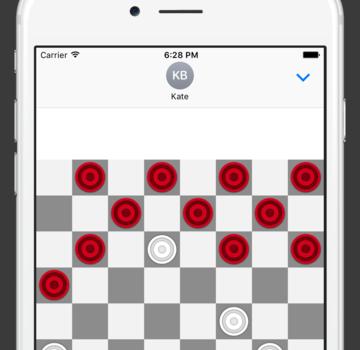 Checkers for iMessage Ekran Görüntüleri - 2