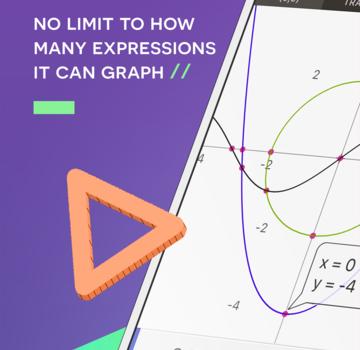 Graphing Calculator Ekran Görüntüleri - 1