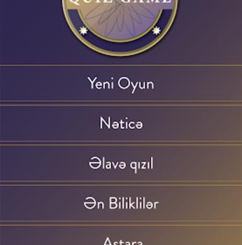 Gold Quiz Ekran Görüntüleri - 1