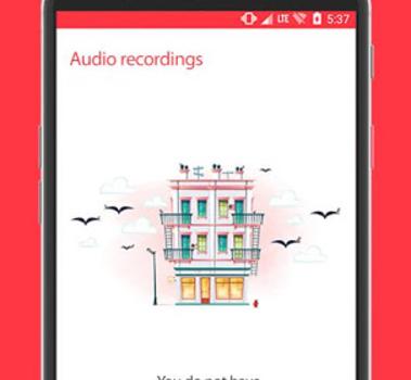 GM Ses Kaydedici Ekran Görüntüleri - 2