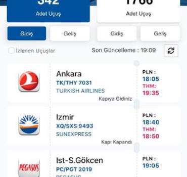 Antalya Airport Ekran Görüntüleri - 4