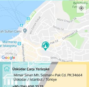 Üsküdar Üniversitesi Ekran Görüntüleri - 3