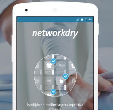 Networkdry Kuru Temizleme Ekran Görüntüleri - 1