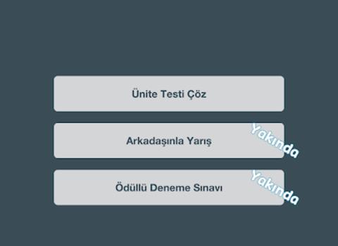 Testleri Çöz Ekran Görüntüleri - 11